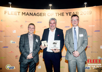 Fleet Manager Of The Year 2019